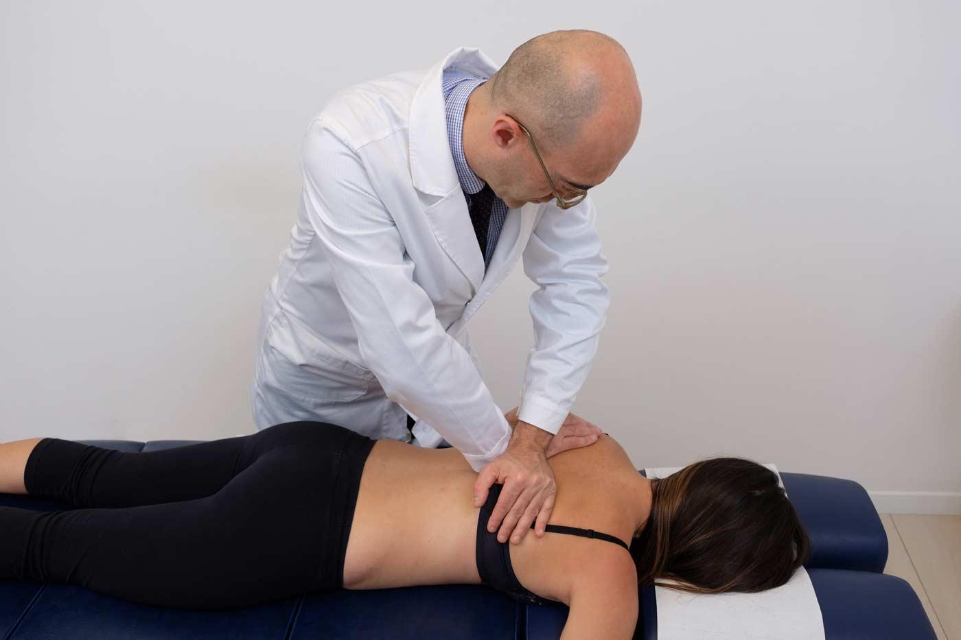 Chiropratica Dorsalgia