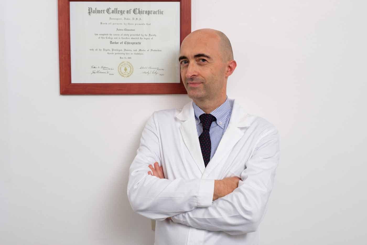 Dott Andrea Clementoni Chiropratico