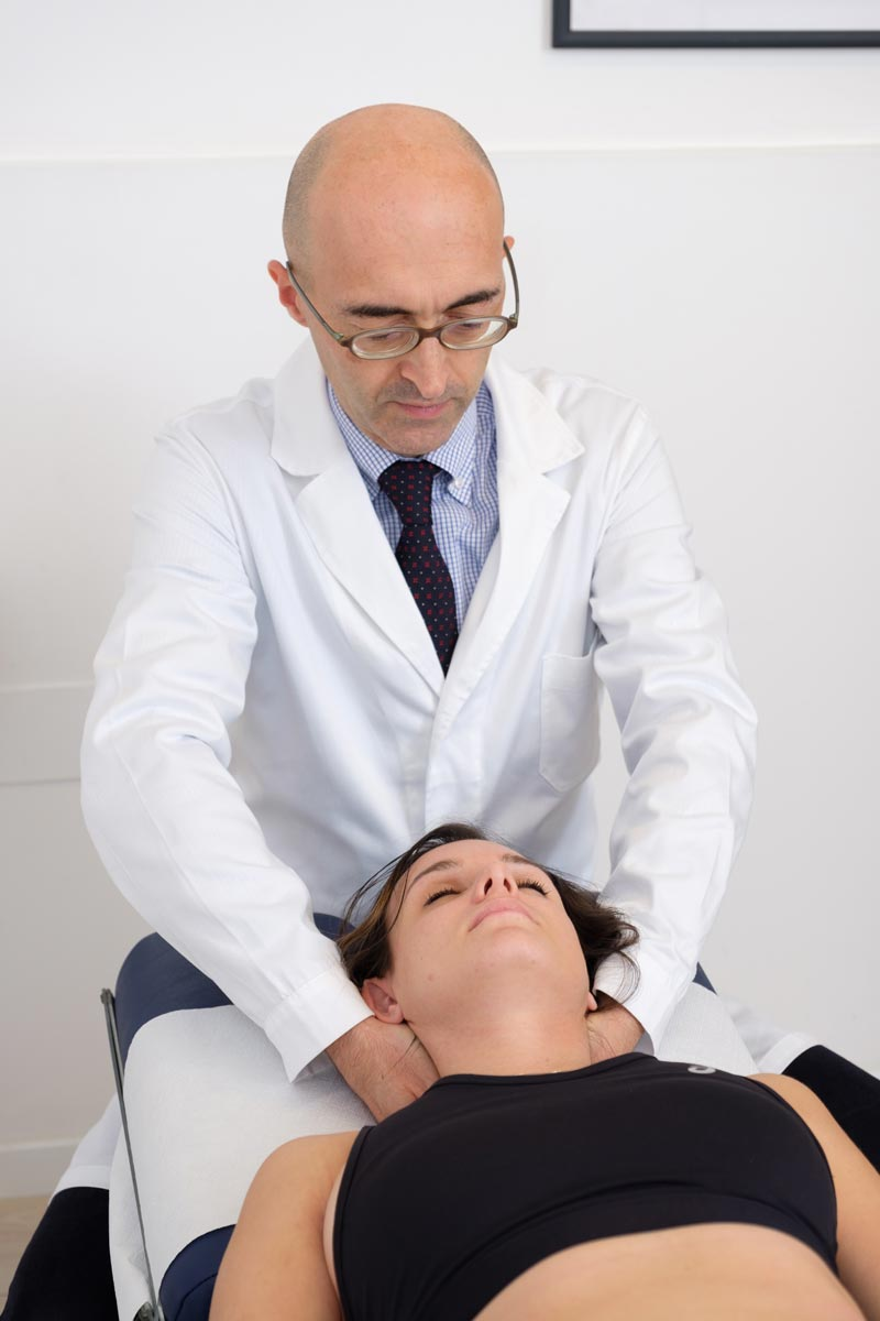 cervicalgia cervicobrachialgia chiropratico