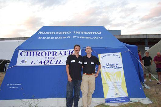 Terremoto Abruzzo dr DeJean Clementoni 2009
