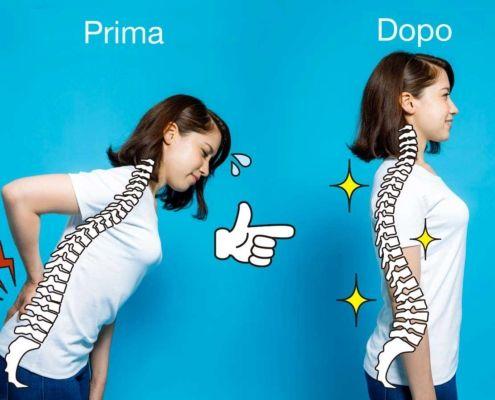 mal di schiena pre post il chiropratico